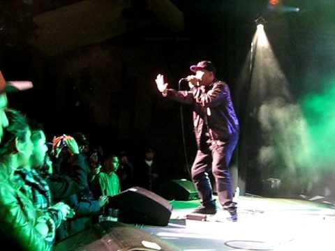 LMNO & KeyKool - Hiatus (Live)