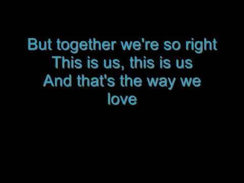 Keyshia Cole - This Is Us (with lyrics) [A Different Me]