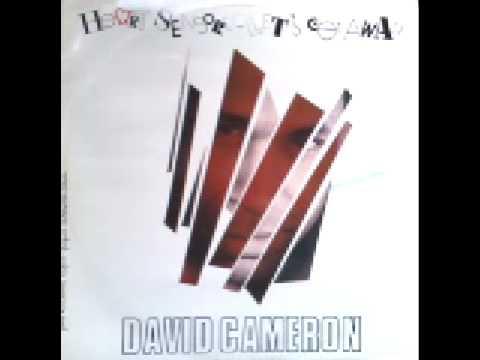 David Cameron ~ Heart Sensory ~ 1986
