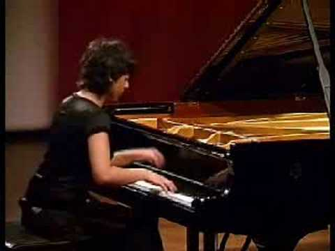 Khatia Buniatishvili - Liszt sonata in B minor (3)