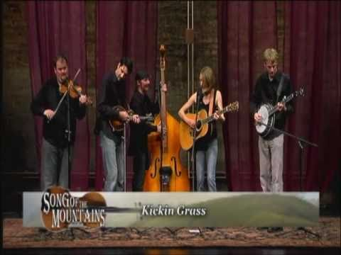 Bluegrass Bands | Bluegrass - Backroads - The Kickin Grass Band - Raleigh, NC
