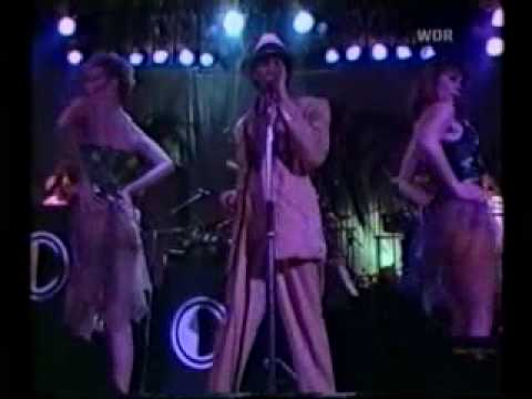 Kid Creole / Coconuts - Live Cologne 1982 - Wonderful thing