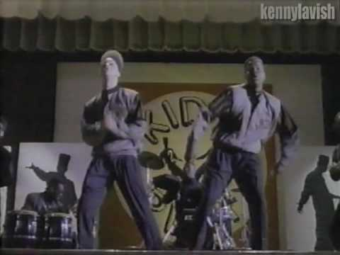 Kid N` Play - Rollin` With Kid N` Play (Video)