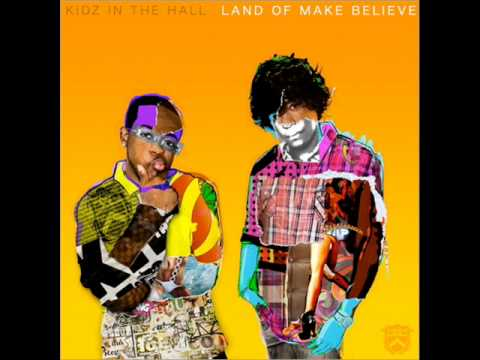 Kidz In The Hall - Take Over The World (feat. Just Blaze & Colin Munroe) [Land of Make Believe 2o10]
