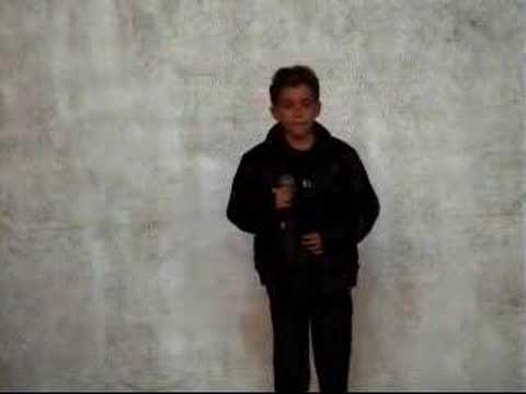 "10yr old Sam Solo - ""I`l Be There"" ""Who`s Lovin You"""
