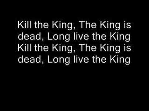 Kill The King-Megadeth (w/Lyrics)