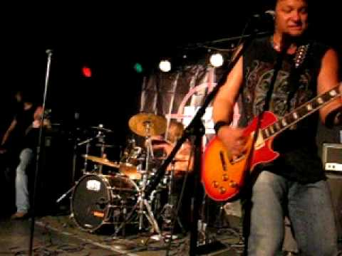 Killcode Rockin` out at Mercury Lounge 8/28