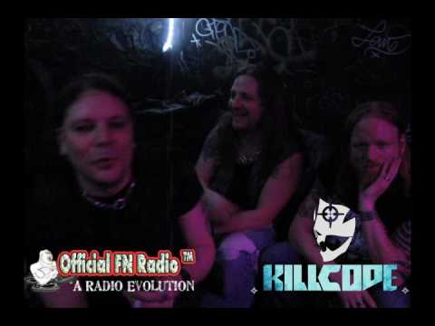 Official FN Radio - KILLCODE INTERVIEW - 3.06.2010
