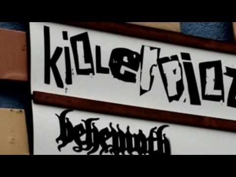 Killerpilze - Stress im Nightliner