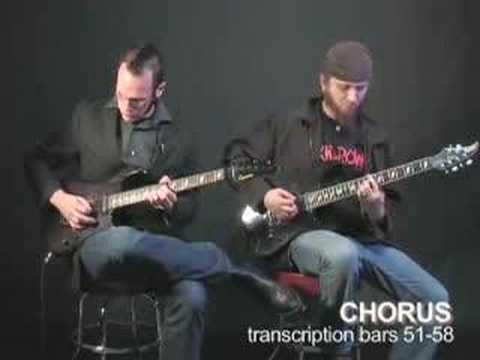 killswitch engage guitar lesson