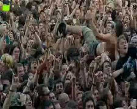 Killswitch Engage - Rose Of Sharyn @ Download Festival 2007