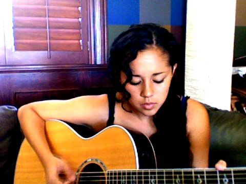 The Goldfish Song - Kina Grannis Original