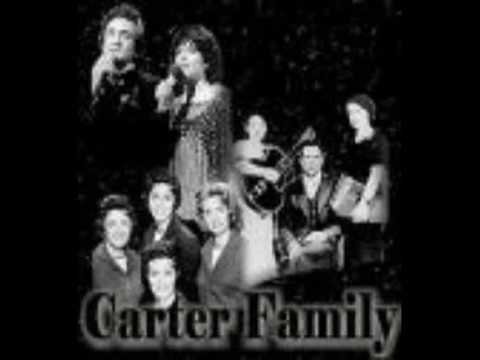 Meet me in heaven (Janette Carter) singers: Johnny Cash Carter family Kindred spirits