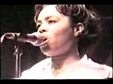 CAROL RIDDICK (ANITA BAKER) - ANGEL