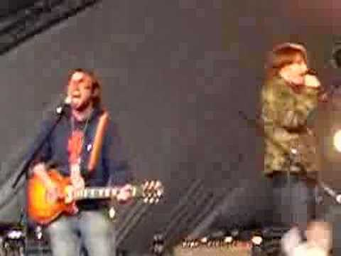 King Creosote and The Aliens @ Green Man - Happy Song