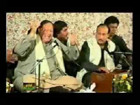 Dil Pe Zakhm | Nusrat Fateh Ali Khan Qawwali Dil Pe Zakham Khate Hain