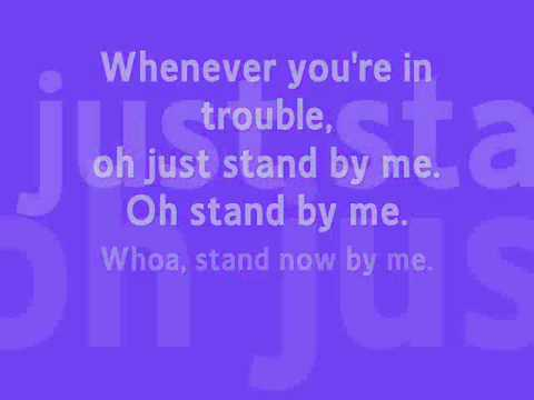 Stand By Me (lyrics) - Ben E. King