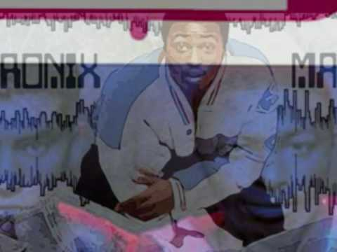 MANTRONIX- King of the beats