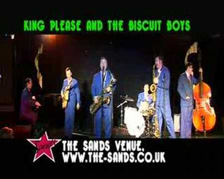 KING PLEASURE AND THE BISCUIT BOYS THE SANDS VENUE