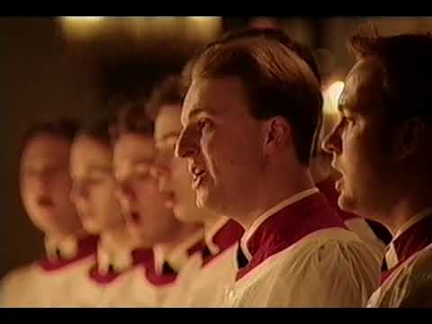 Kings College Choir, Cambridge - In the bleak midwinter Darke Carols from King 1997