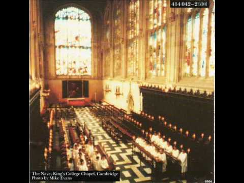 Kings College Choir: Once In Royal David`s City