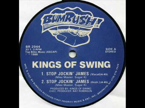 Kings of Swing - Microphone Junkie (Bumrush 1988)