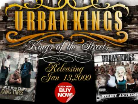 URBAN KINGS PRESENT - STREET ANTHEMS