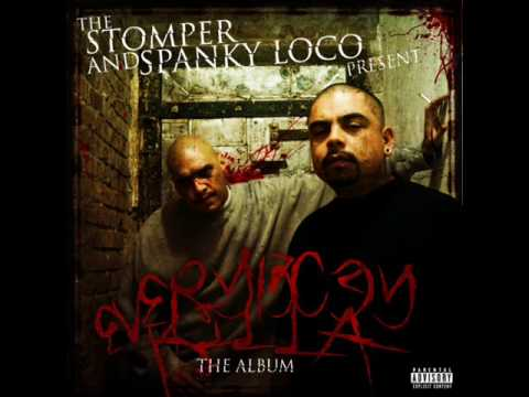 The Stomper And Spanky Loco- Were Bosses
