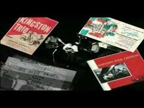 Kingston Trio - Worried Man - In Color!