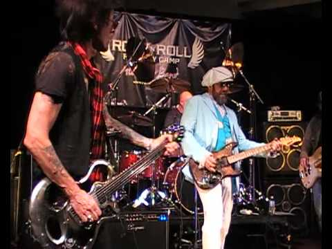 THE STONES `THE LAST TIME` PERFORMED BY ROCK AND ROLL FANTASY CAMP AT NAMM CONCERT 2009