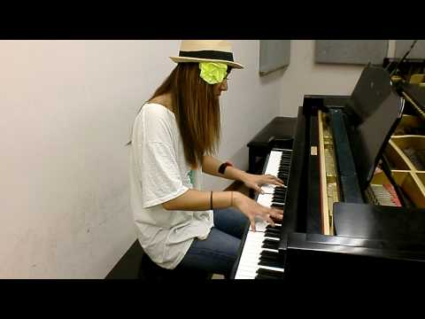 If You Can`t Make Me Happy - Kirsty Almeida (piano accompaniment)