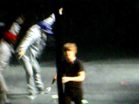 justin bieber one time kiss 108 jingleball
