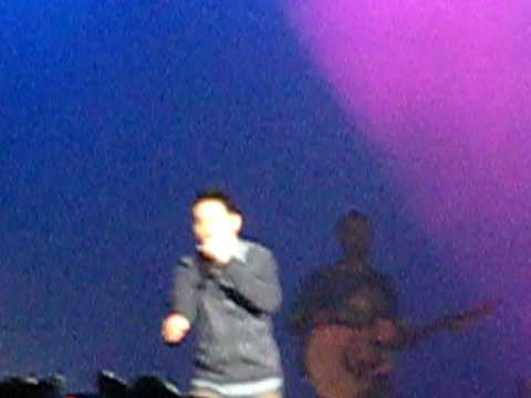 KISS108 Jingle Ball `08 DAVID ARCHULETA - TOUCH MY HAND