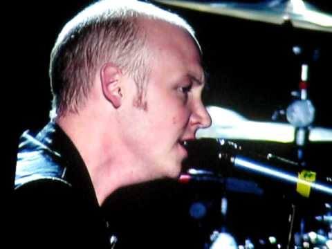 The Fray-How To Save A Life Kiss 108 Jingle Ball 12.10.09
