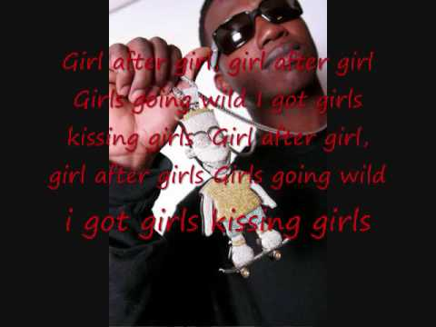 Gucci Mane ft Nicki Minaj Girls Kissing Girls lyrics