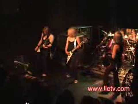 Kittie - What I Always Wanted Live
