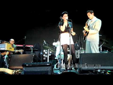 Kitty, Daisy and Lewis - Mean Son of a Gun, Dallas 7/21/09
