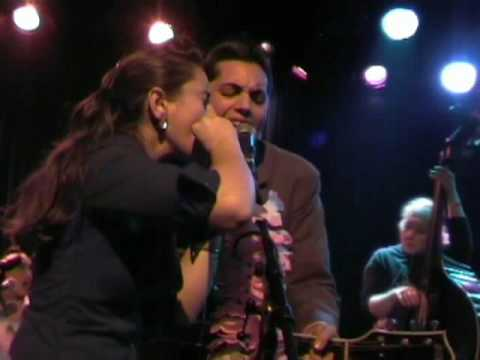 Kitty, Daisy and Lewis (UK) - EuroSonic Noorderslag 2008