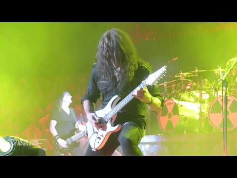 Megadeth - Symphony Of Destruction [HD] w/Lyrics San Antonio Tx. 9/25/10