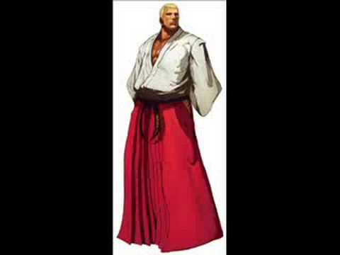 KOF `96 - Geese ni Katakori (Arrange Version)