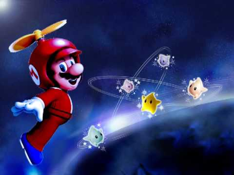 "New Super Mario Bros. 2: ""Space Overworld"" (SMG2 Theme Remix)"
