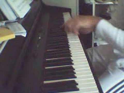 Kokia - Arigatou Piano Solo