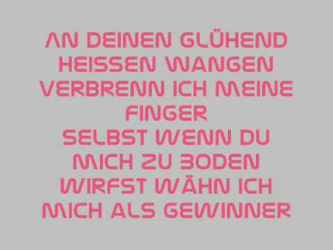 Scala und Kolacny Brothers - Hungriges Herz - Lyrics