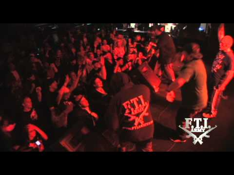 "Kold Kace feat PREACH Last of the Dying Breed ""LIVE"""