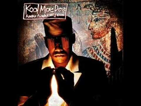 Kool Moe Dee - Gangsta Boogie