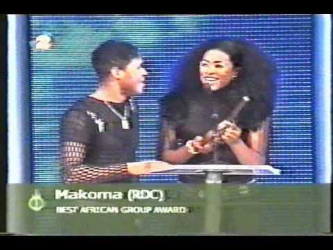 Makoma - Kora Awards 2002