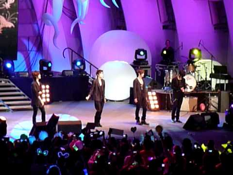 SS501 Because I`m Stupid at Korean Music Festival 05.09.2009
