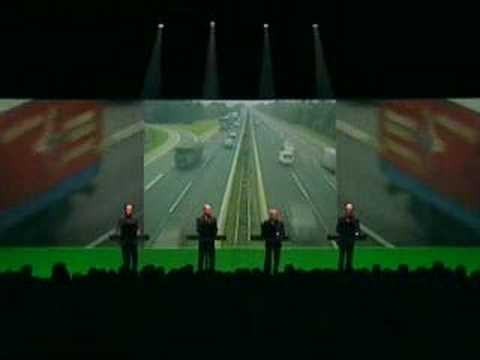Kraftwerk - Autobahn