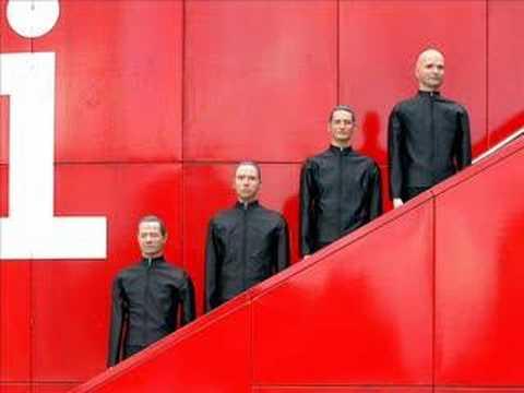 Kraftwerk - Computerliebe (1991)