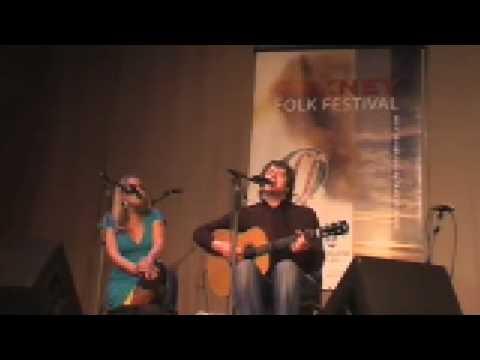 KRIS DREVER & AOIFE O`DONOVAN - Orkney Folk Festival 2008